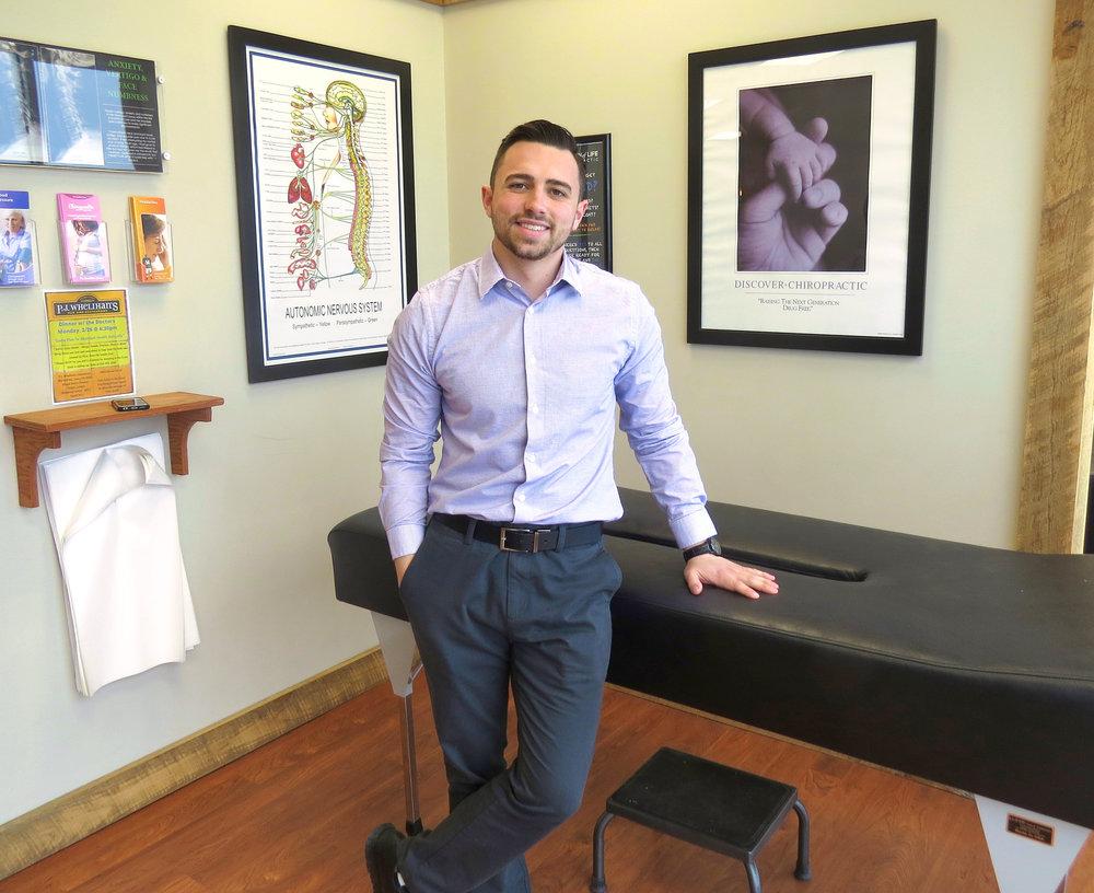 Dr. Shane Becker, D.C.